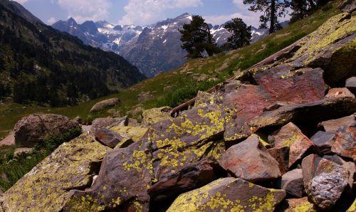 aneto spain pyrenees
