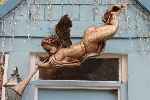 angel cherub madrid new mexico