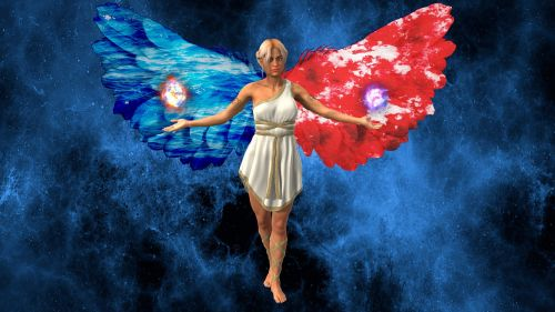 angel fairy wings