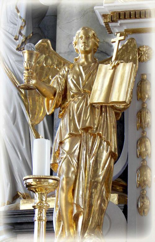 angel candle bible