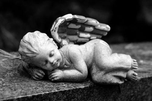 angel figure ceramic