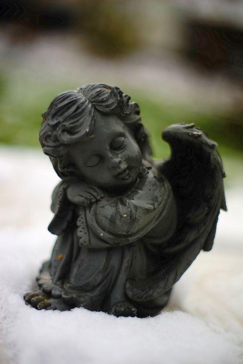angel figure guardian angel
