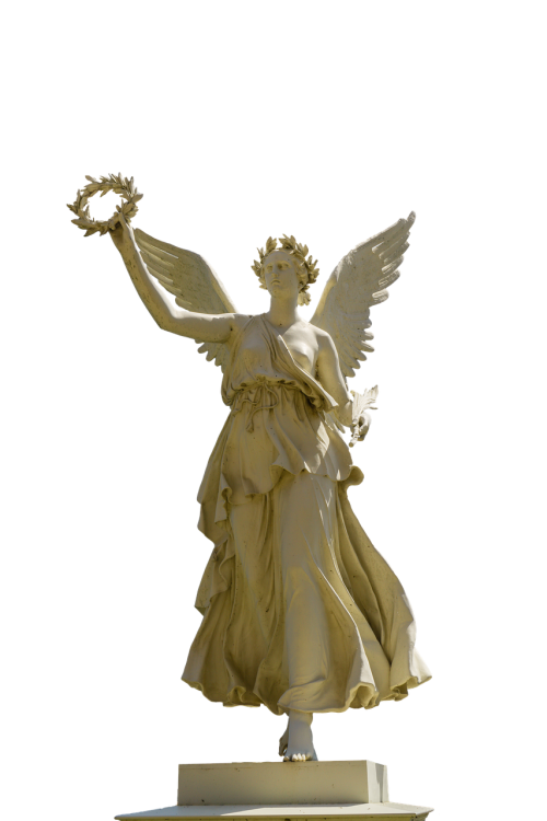 angel stature monument