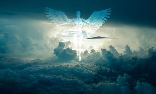 angel god religion