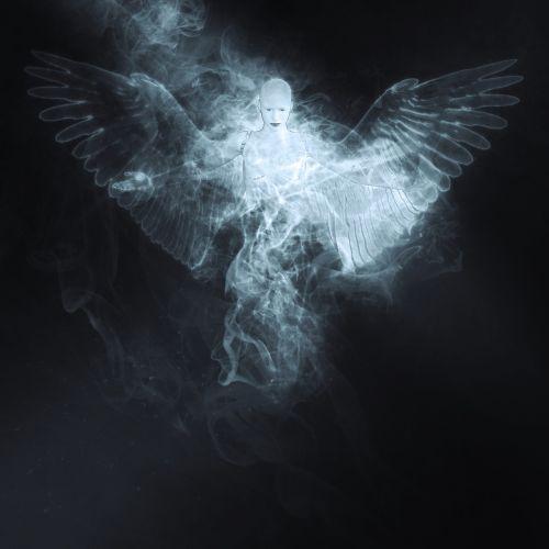 angel heaven spiritual