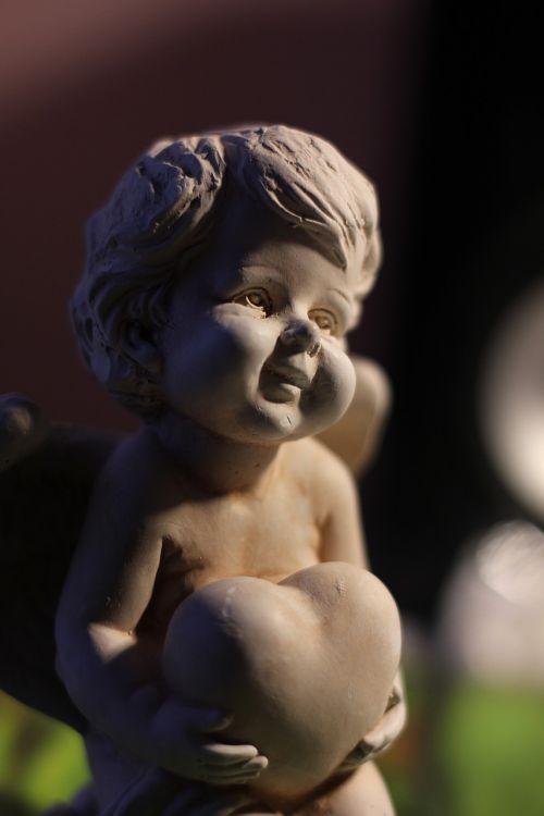 angel faith sculpture