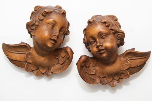 angel cherub sculpture