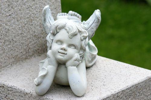 angel figure sculpture