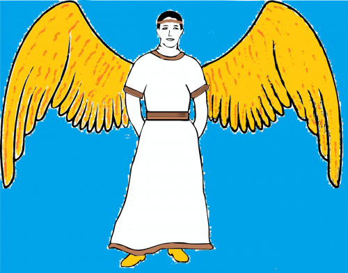 angel daedalus greek mythology