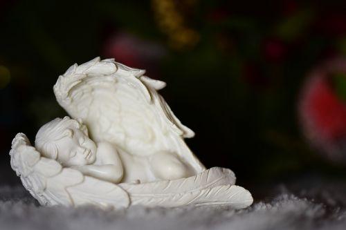 angel christmas deco