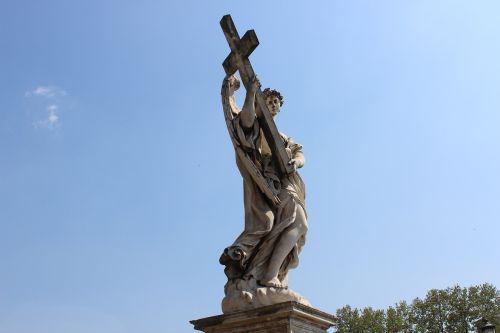 angel roma monument