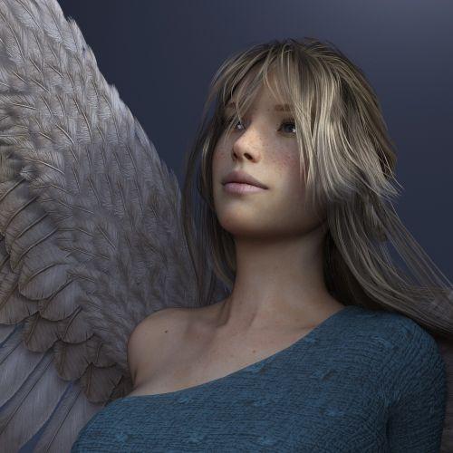 angel wing guardian angel