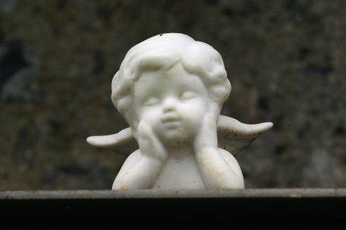 angel angel figure reclining angel