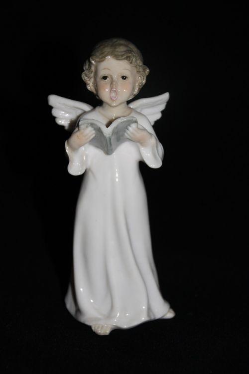 angel angel figure cute