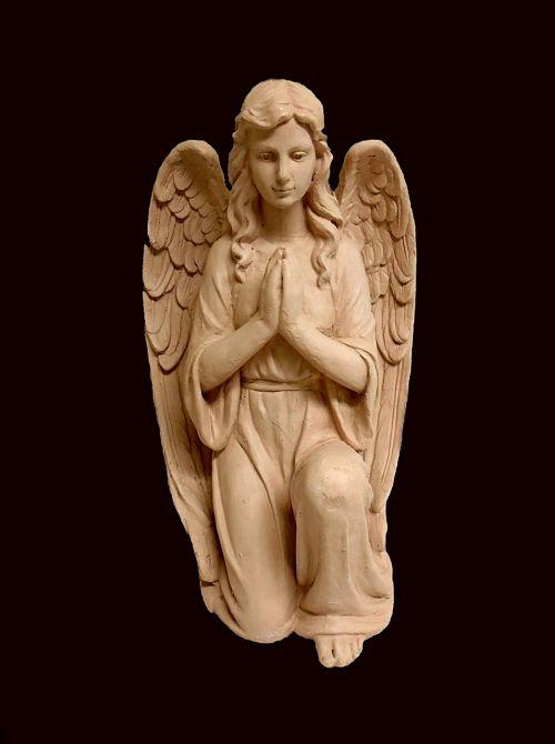 angel sculpture religion
