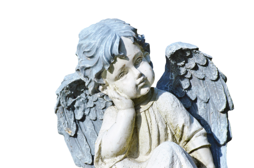 angel sculpture statue