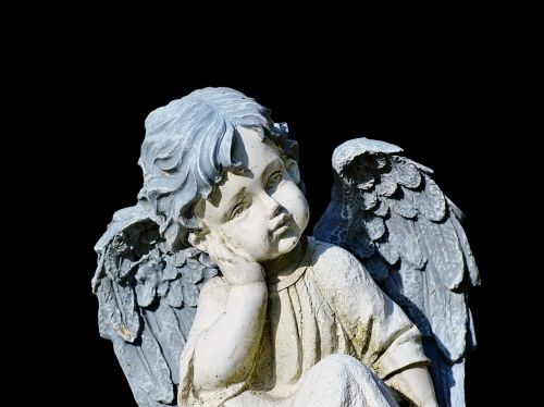 angel sculpture statue