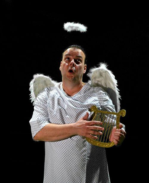 angel harp music