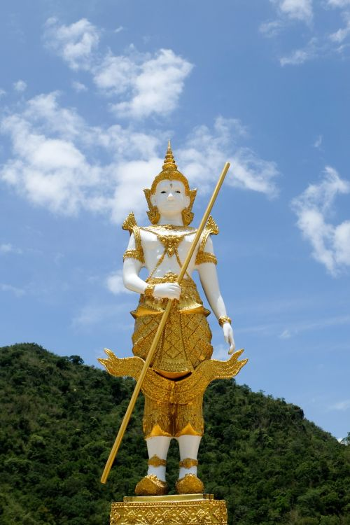 angel deity thailand