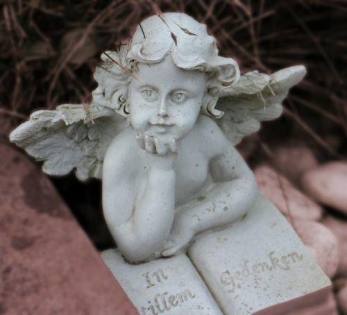 angel figure symbol