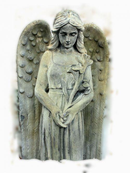 angel figure faith