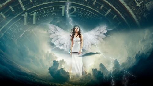 angel time fantasy