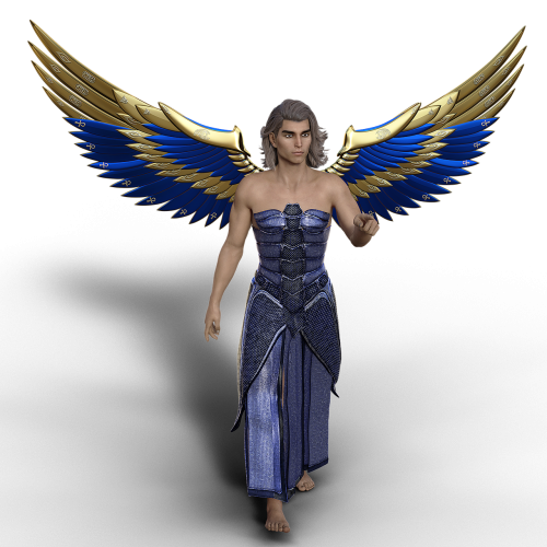 angel wing emissary