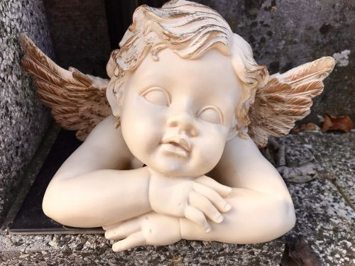 angel nostalgia cemetery