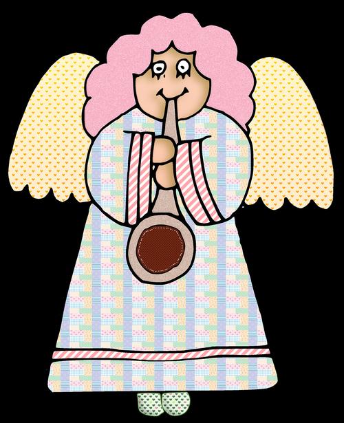 angel  childish  mystic