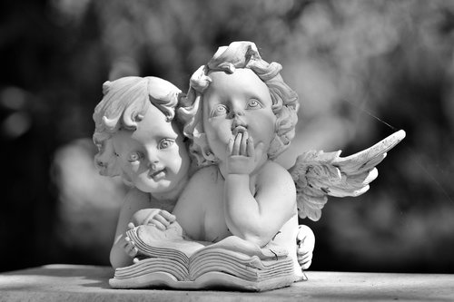 angel  angel figure  sculpture