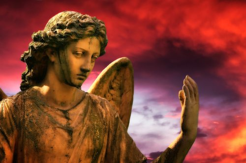 angel  angel figure  figure