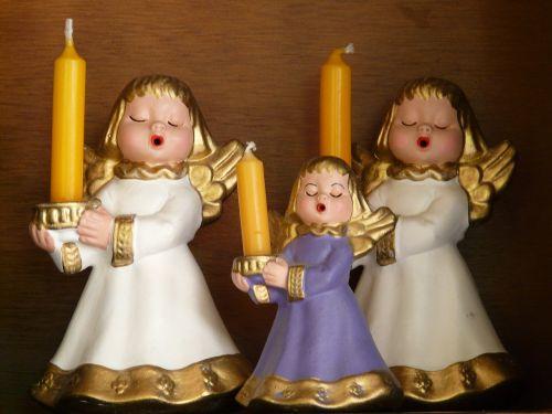 angel choir sing