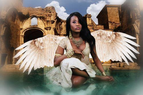 angel fantasy spiritual