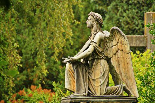 angel stone angel sculpture