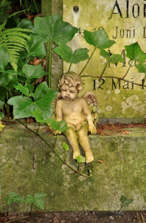 angel little angel figure