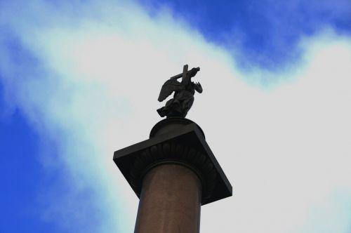 Angel On Alexander Column