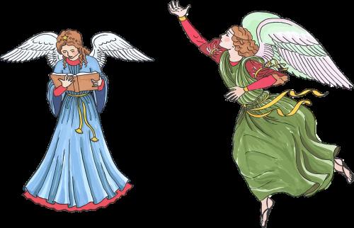angels divine female