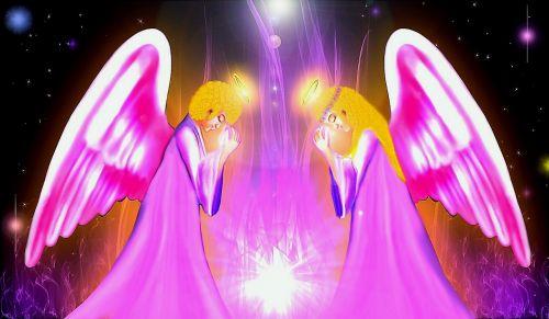 angels love mercy