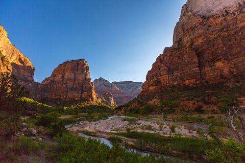 angel's landing zion national park zion