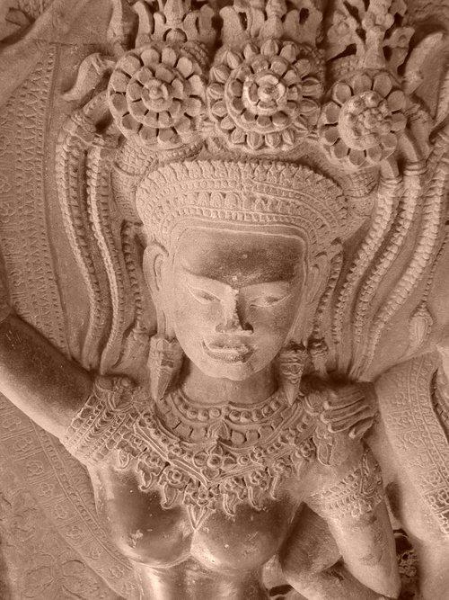 angkor  cambodia  temple