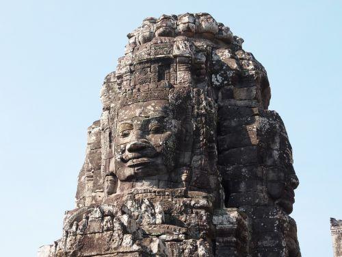 angkor thom angkor wat cambodia