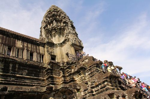 angkor wat temple amazing seven wonders
