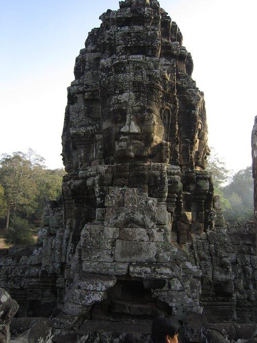 angkothom  cambodia  temple angkothom