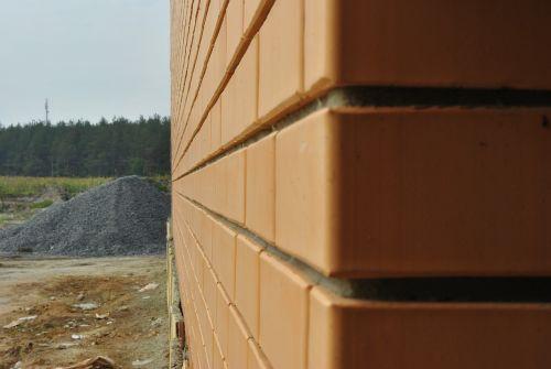angle wall brick