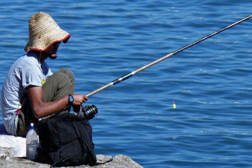 angler fish angel