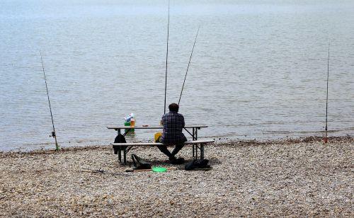angler fish fishing
