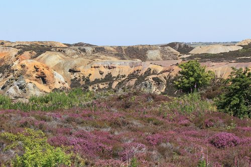 anglesey  parys mountain  wales
