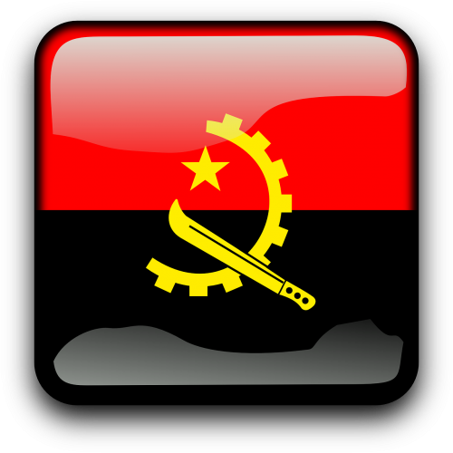 angola flag country