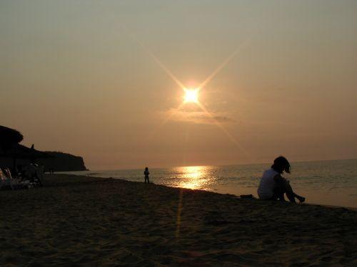 angola luanda sunset