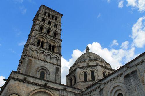 angoulême saint pierre cathedral church